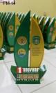 Contoh Piala MTQ Berkualitas