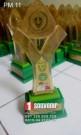 Gambar Piala MTQ Elegan