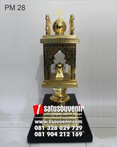 Piala MTQ Tetap Gubernur Prov Kaltim