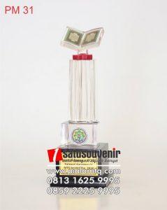 Piala & Trophy MTQ CCIQ Kategori Karyawan Karyawati